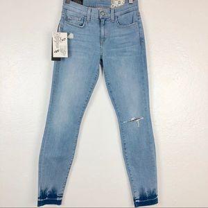 Siwy DenimLauren Long Distressed Skinny Jeans